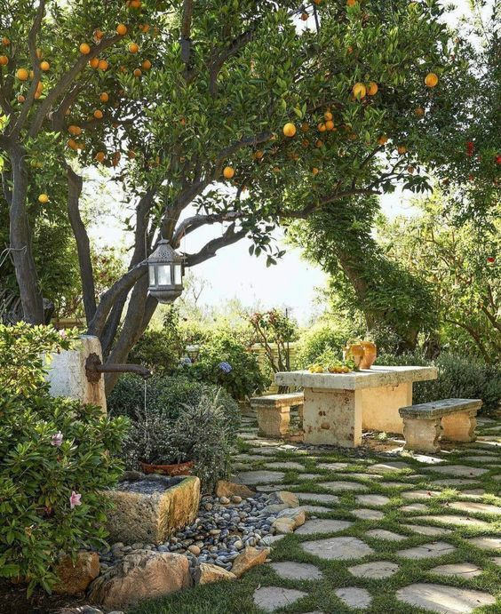 网红庭院,原来都流行这样设计!_14