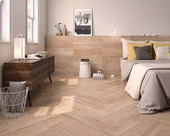 卧室这样铺瓷砖,个性又好看!