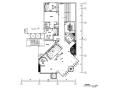 金莎国际KTV空间设计施工图(附效果图)
