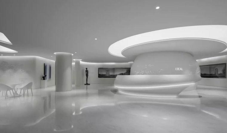 极简、艺术、智能未来的空间|HY和易国际空间设计_2