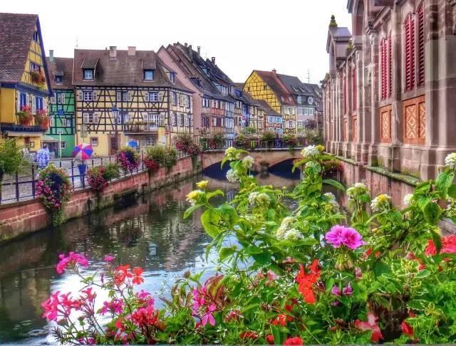 """四个最美的法国小镇,我愿在此""""终了余生""""..._17"""