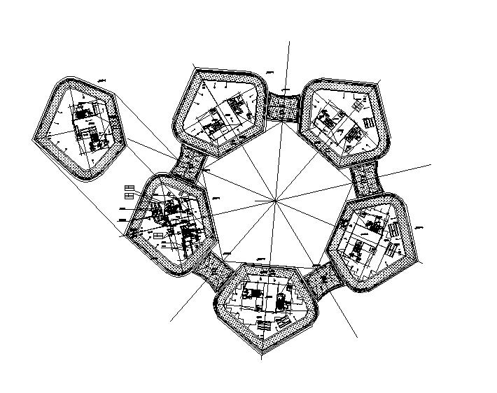 [上海]君康金融广场暖通施工图汇总(含详细计算书)