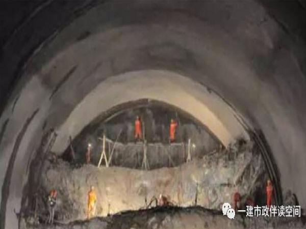 隧道施工关键工序标准做法