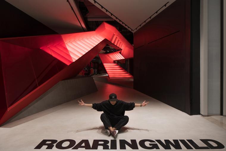 深圳Roaringwild·Uniwalk空间-13
