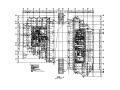 北京六里屯大型商业综合体给排水施工图最终版