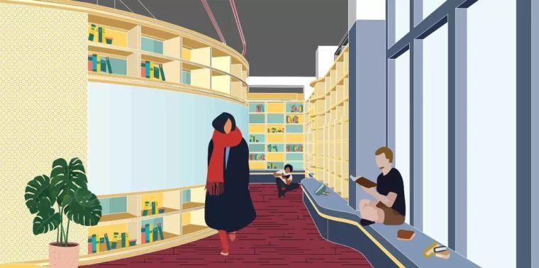 """这间上海""""最美""""大学书店,用""""社交""""重新定义郊区大学生活_17"""