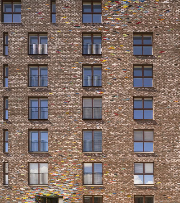 芬兰Albertinpiha公寓楼-8