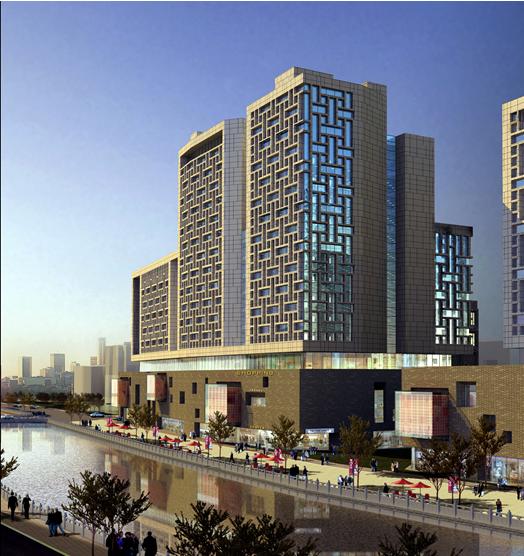 名城新时代广场施工组织设计(175页,含一张Excel进度表格)