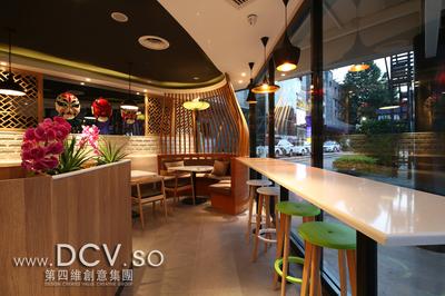 西安最有诗意的特色主题餐厅设计-真味上上签-西安最有诗意的特色主题餐厅设计第1张图片
