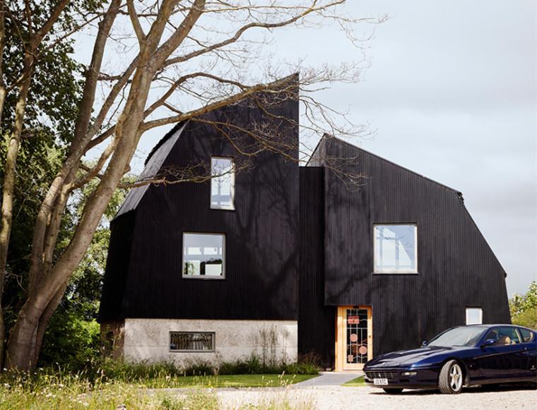 英国南部隐形住宅