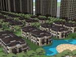 多层高层住宅小区