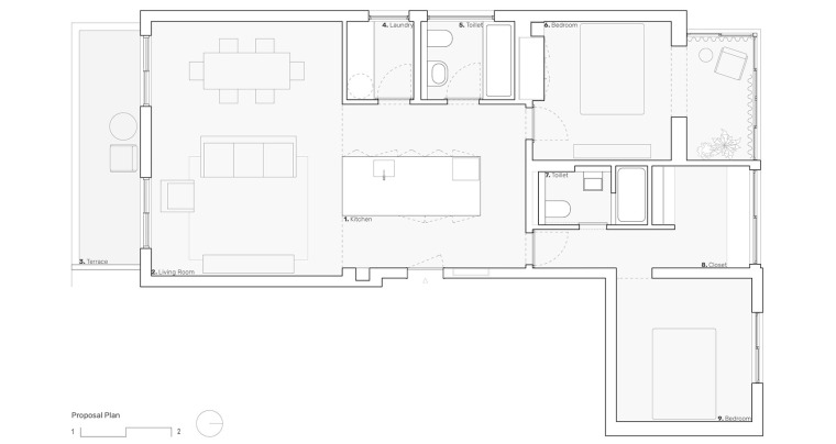 葡萄牙Beato极简公寓改造-014-Beato-Apartment-Renovation-by-Arriba