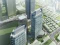 高层框剪结构淮海国际广场二期建筑施工图(华东院设计)