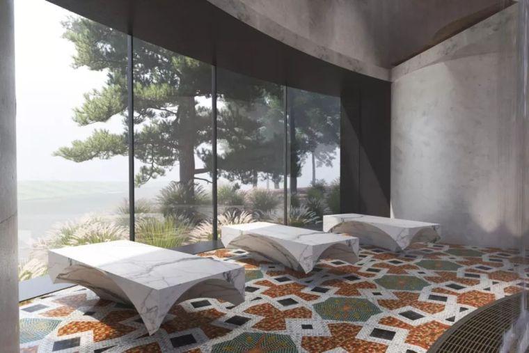 创意十足的顶级度假山庄设计,现代、自然、大气!_15