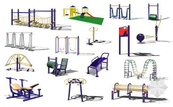 室外健身器材(16)
