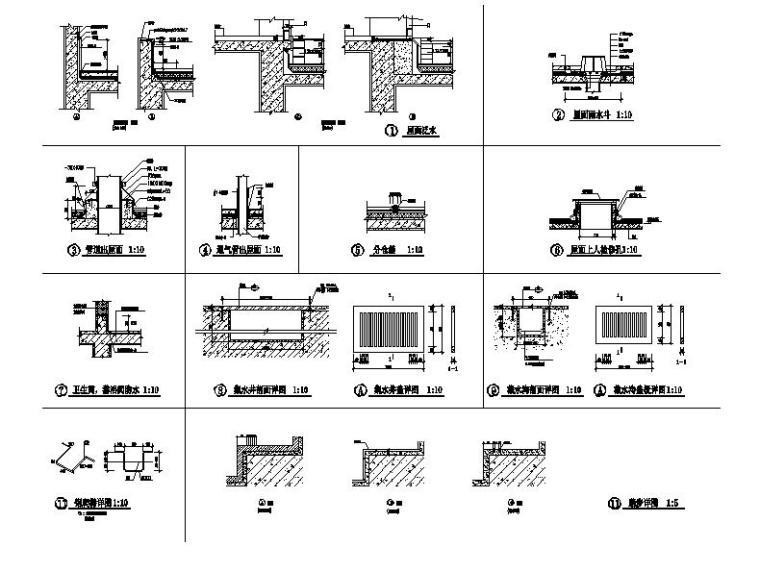 十一套多层新中式风格知名地产会所中心建筑