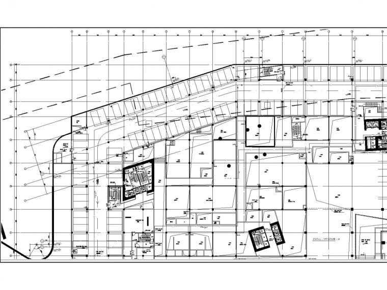 万科多层办公楼给排水消防设计施工图