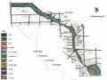 [河北]绿色滨水城区景观设计规划方案