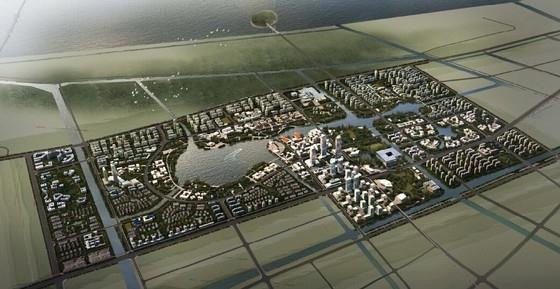 [杭州]滨海生态新城规划设计方案文本(海湾核心区)
