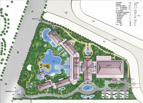 [广西]五星级酒店机电方案设计共400余页(甲级设计院 方案设计全面)