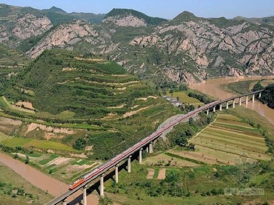 [江苏]松软土粉土地震液化区50km高速铁路站前工程实施性施工组织设计332页