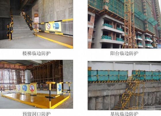 知名建筑施工企业文明施工标准化建设培训讲义(2015年 附图较多)