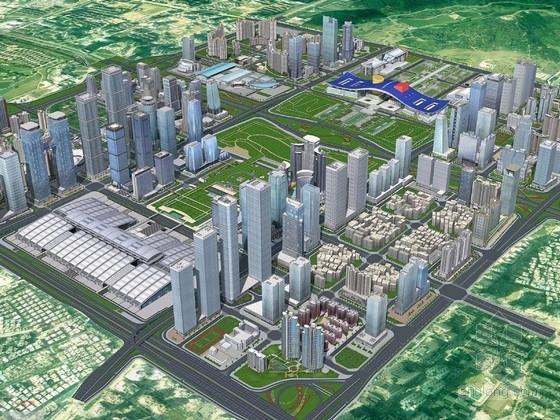 [广东]城市核心片区改造及规划设计文本(知名事务所)