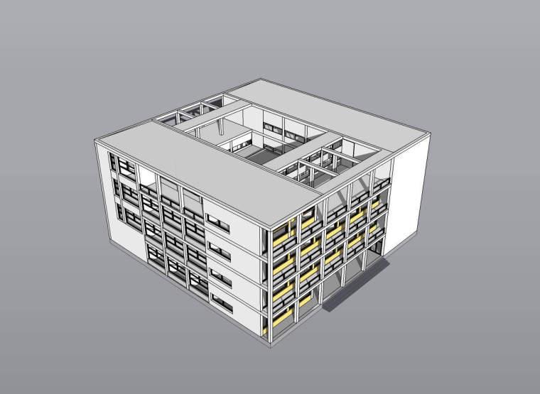30位建筑大师经典建筑作品集SU模型合辑