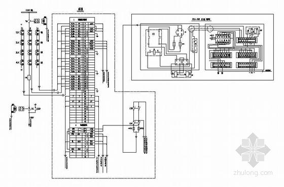 农村110KV变电站通用成套设计图纸(二)