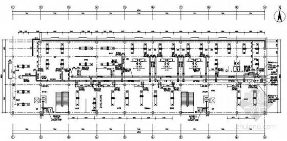 [北京]小型办公楼空调设计施工图