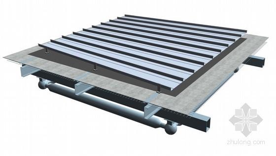 [江苏]机场航站楼工程金属屋面施工组织设计(直立锁边暗扣式板型)