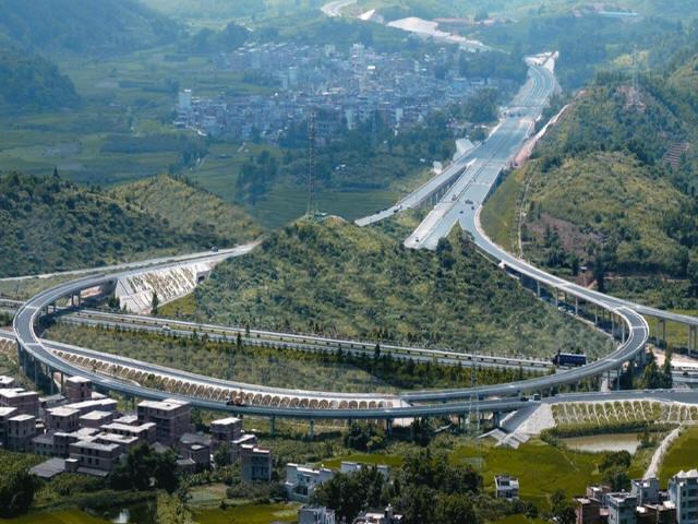 云南高速公路工程项目技术培训课件712页(路桥隧机电平安工地)