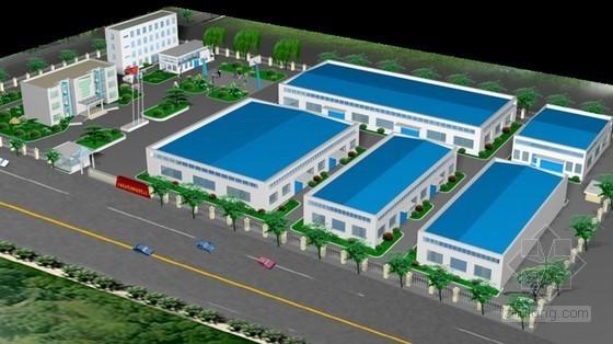 2层钢结构厂房建安工程造价指标分析