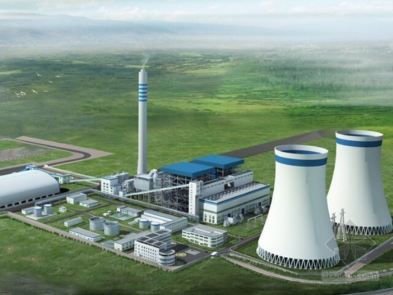 [新疆]发电厂一级供热管网工程投标报价书(13版清单)