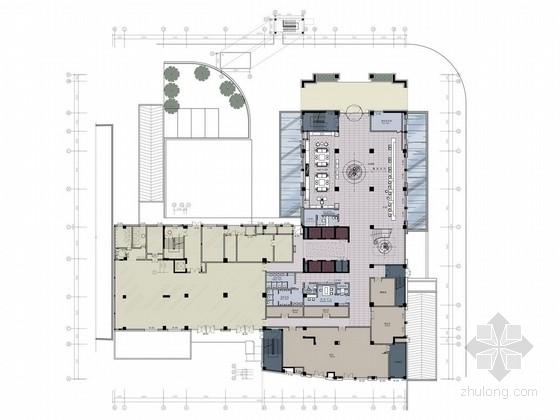 [福州]博物馆式精品准五星级酒店设计方案图