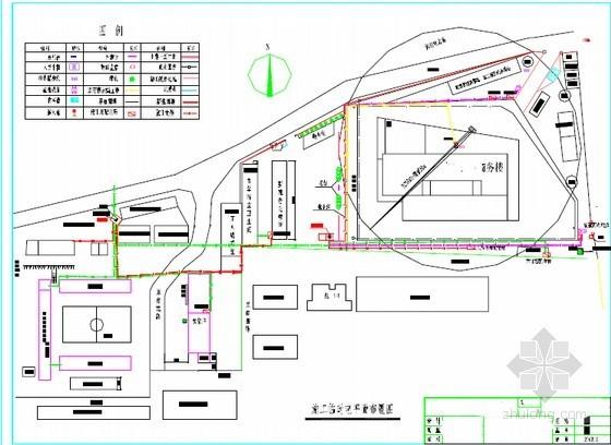 [湖南]框剪结构商务办公楼工程施工组织设计(114页)