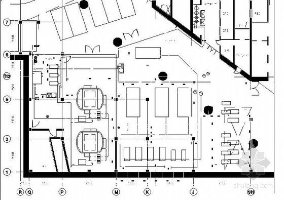 [上海]超高层综合大楼暖通空调设计施工图纸