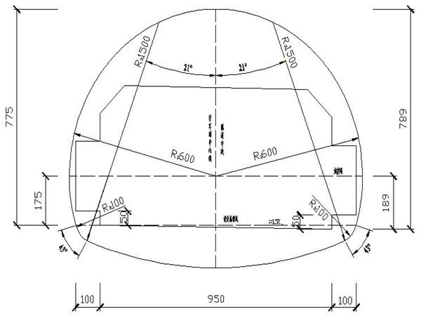公路隧道设计[专业学位毕业设计]