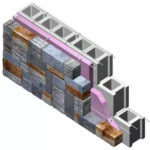 做好夹心墙构造,室内安全又安心