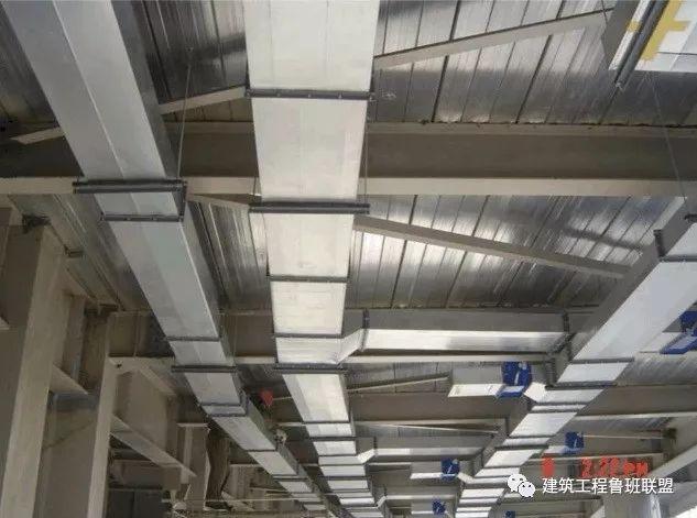 弧形风管施工方法的实例分享_6