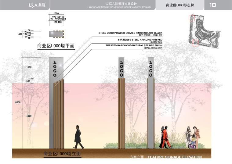 [广东]东莞左庭右院景观扩初设计 奥雅设计