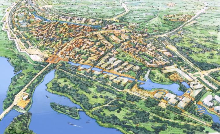 [福建]泉州桥南古村保护性开发与再生项目规划设计