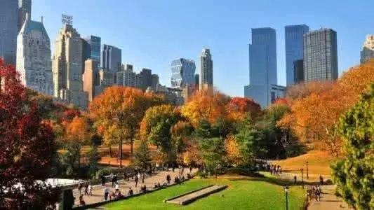 美国景观设计之父|奥姆斯特德和他的纽约中央公园_26