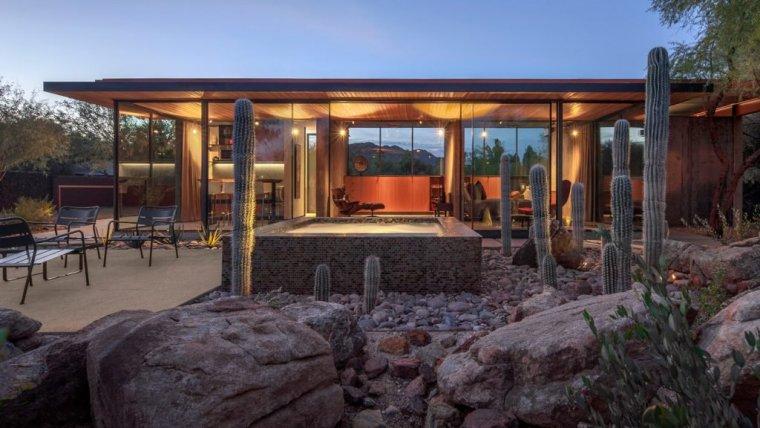 沙漠宾馆—马厩改造设计