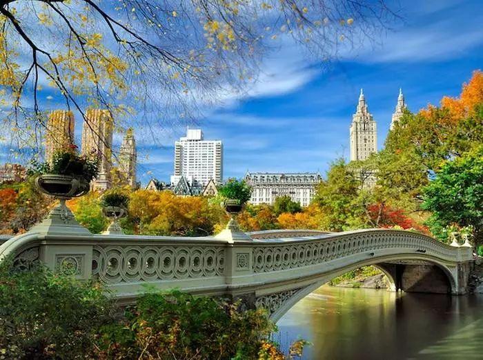 美国景观设计之父|奥姆斯特德和他的纽约中央公园_22