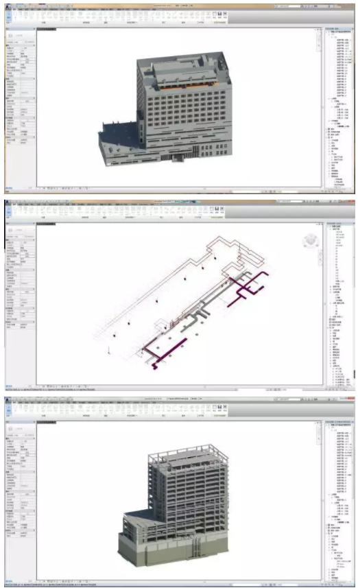 """中建八局的这个项目,让BIM不再只是""""形象工程"""""""
