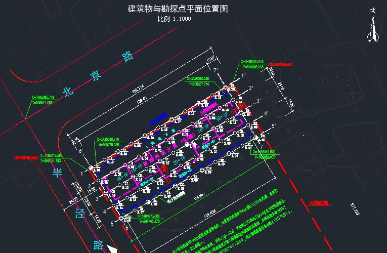 [苏州]大厦北楼工程勘察设计报告图片