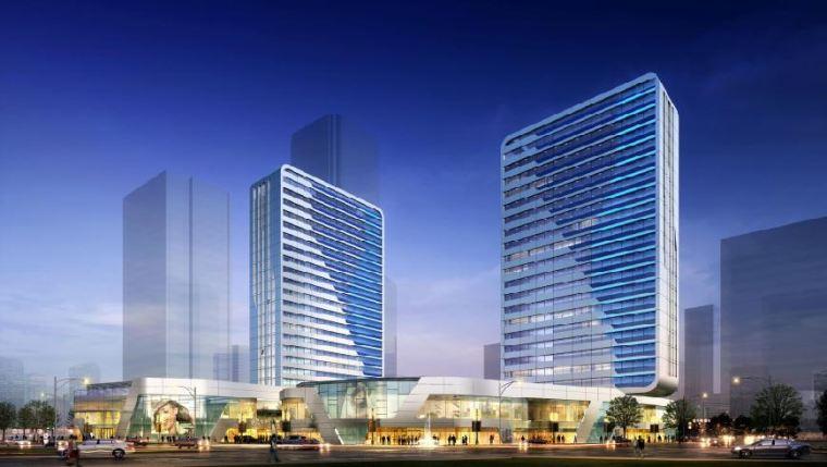 [苏州]高嘉商务广场商业办公建筑规划设计方案文本_2