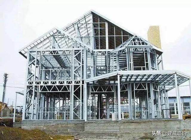 42条各类钢结构建筑施工易错点汇总,打造精品就靠它
