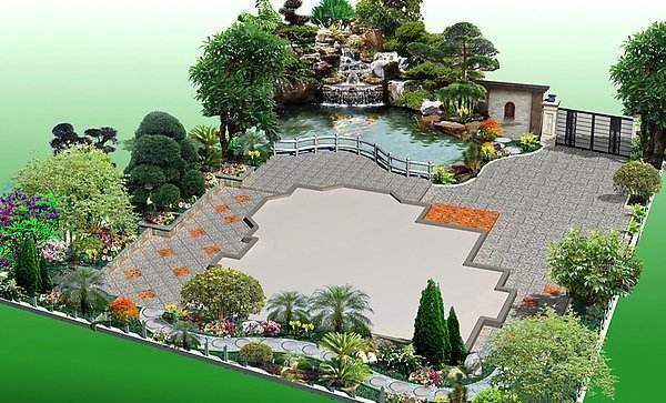 房地产景观设计风格案例(70页)